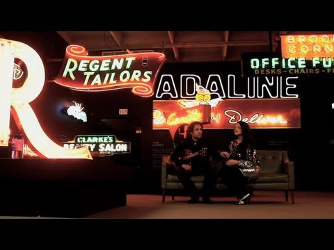 Green Couch Session - Adaline - The Noise