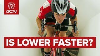 Which Pro Sprinter Has The Fastest Position? GCN Does Science