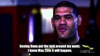 UFC 160: Antonio Silva Pre-Fight Interview