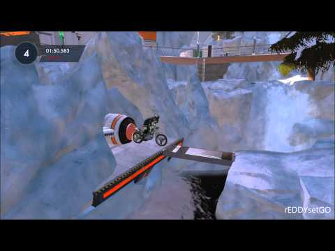 Global Warming Challenge - Eden - Empire of the Sky DLC - Trials Fusion