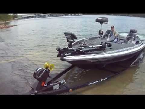 Don & Barry Show, May 2013.  Bass Fishing on Table Rock Lake with Topwaters and Grubs