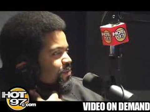 HOT 97- Angie Martinez interviews Ice Cube