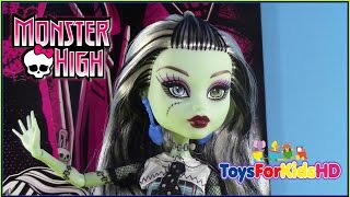 Muñeca Monster High Frankie Stein Muñeca Monster High doll