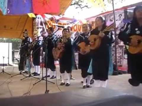 ESTUDIANTINA NUEVA ESPAÑA valle de chalco