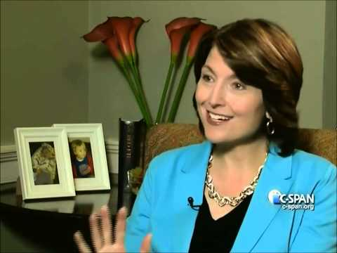C-SPAN Profile of House Republican Conference Chair Cathy McMorris Rodgers