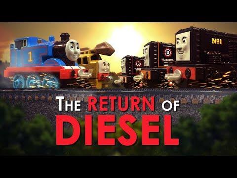 Save Sodor! | Return of Diesel #5 | Thomas & Friends