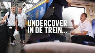 Zó fix je zonder geld een treinrit naar België! #GEINIG