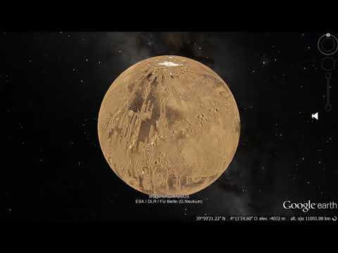 Nuevos Misterios en Marte y la Luna
