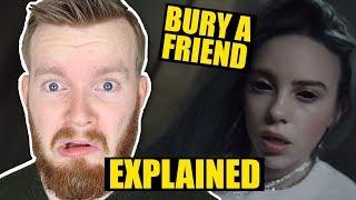 """bury a friend"" by Billie Eilish Deeper Meaning   Lyrics & Music Video Explained"