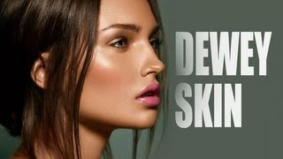 QUICK MAKEUP TIP: DEWY SKIN EASY!