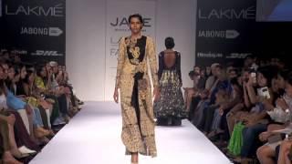 JADE at Lakme Fashion Week W/F 2014