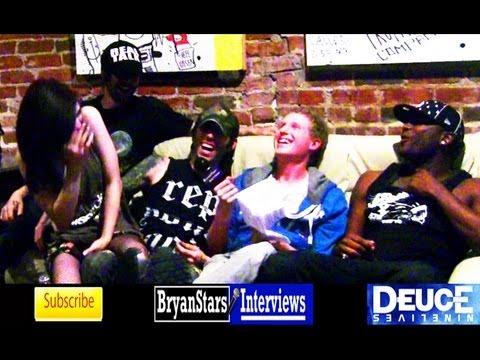 Deuce Interview 9Lives 2012