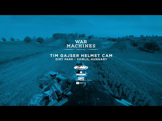 War Machines Fmf War Machines Tim Gajser Dirt