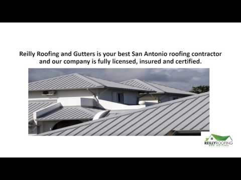 #1 Roofing Contractor San Antonio TX | FREE Inspection | Reilly Roofing U0026  Gutters