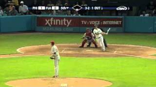 2010/05/29 Halladay's perfect game