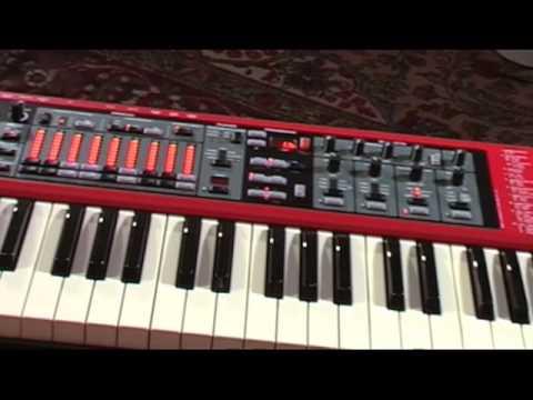 Nord Electro 3 Product Walkthru pt. 1