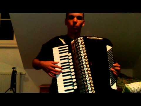 Hey Brother. Avicii. Harmonika. Accordion. Harmonica. Cover. video