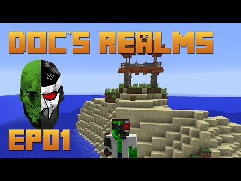 Docm77's Minecraft REALMS — Big Brother Doc is watching you!