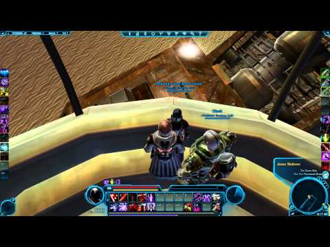 SWTOR Empire Tatooine Datacron Locations