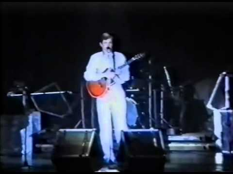 Александр Новиков. Первый концерт (1990)