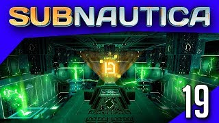 Subnautica #19 : La Central Thermique Alien !
