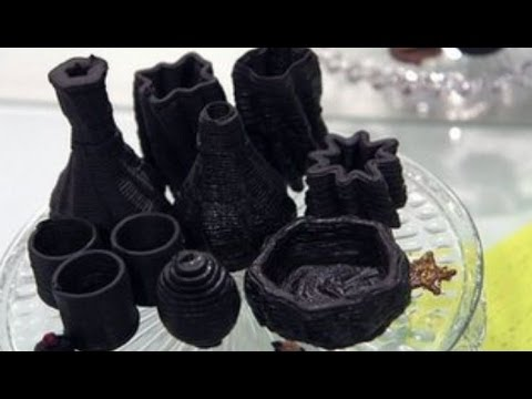 3D PRINTED PASTA & CHOCOLATE?  BBC NEWS