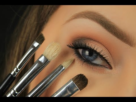 Makeup Brushes for Beginners & Their Uses | Eyes