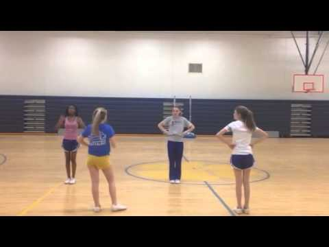 Loris Middle School Try Out Dance 2014-2015