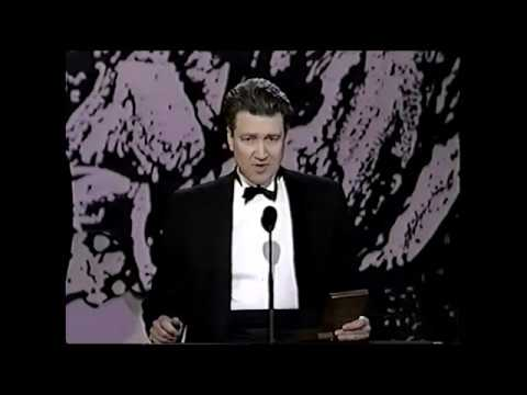 David Lynch Honored With First Franklin J. Schaffner Medal In 1989