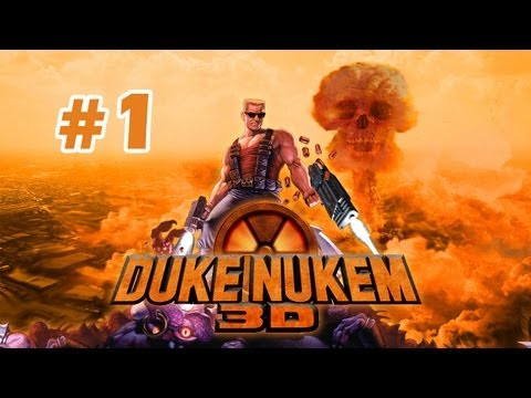 Let's Play Duke Nukem 3D: Megaton Edition #1