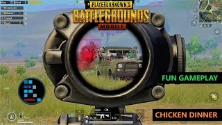 [Hindi] PUBG MOBILE | AWESOME FUN GAMEPLAY TURNED INTO RUSH GAMEPLAY