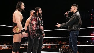 AKA goes to WWE interrupts and confronts Elias