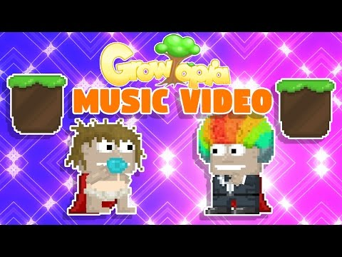 Growtopia Song - YOU SCAMMED MY DIRT [MUSIC VIDEO]