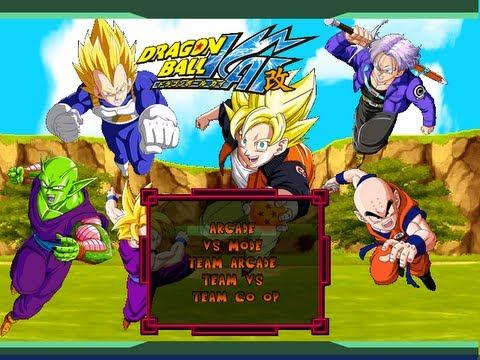 Game   Dragon Ball Kai Mugen by SonGohan   Dragon Ball Kai Mugen by SonGohan
