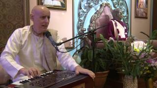 2012.10.29. Kirtan before BG ISKCON Riga Latvia