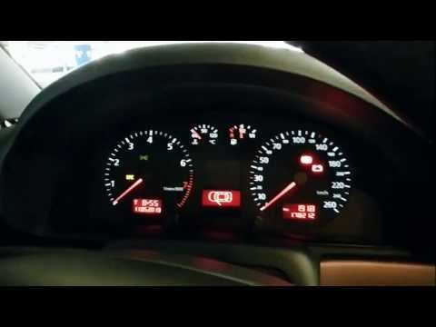 Audi A4 Avant B5 2.4 V6 165 HP Autobahn Car Video Test Drive Acceleration Engine Sound Top Gear