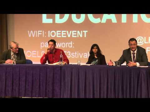 What does it mean to be educated? London Festival of Education