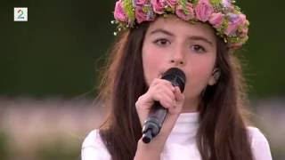 Angelina Jordan - Feeling Good (Performs at Allsang På Grensen - TV2)
