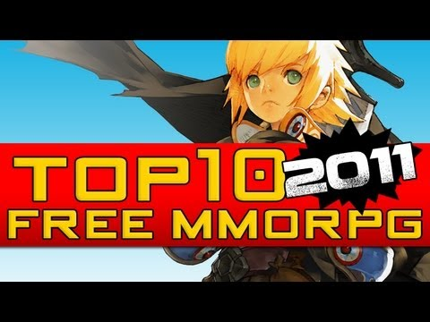 Top 10 Free MMORPG Games to Play in 2011