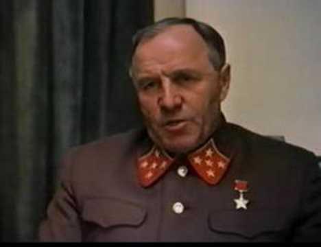 Битва за Москву-2 (Михаил Ульянов 1927-2007)