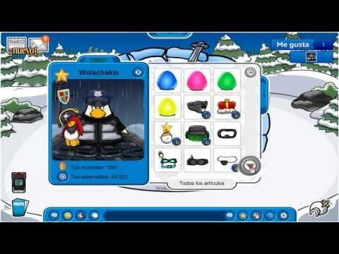 Código para Desbloquear Articulo Club Penguin ( abril 2013 )