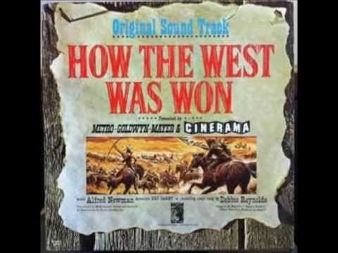 Hollywood Western: Alfred Newman - How The West Was Won - Overture