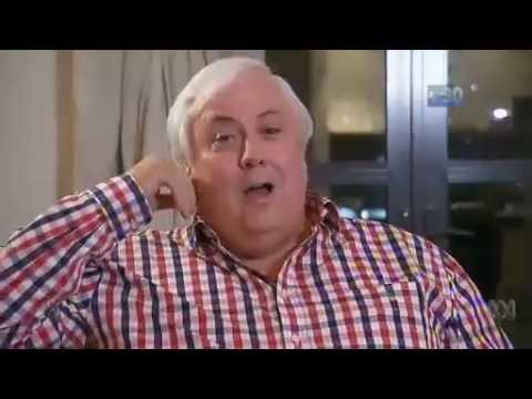 ABC 7.30 Clive Palmer - Lower prices to be guaranteed if Carbon Tax abolished. Clive walks out