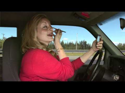 Road Wise AK Distracted Driving Sept 2010