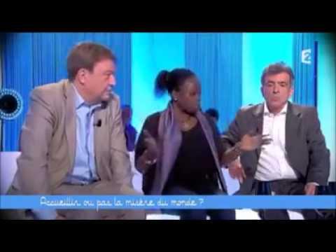 Fatou Diome parle de l'immigration