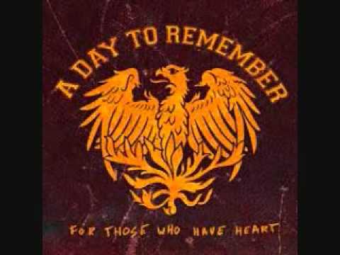 A Day To Remember - Price We Pay