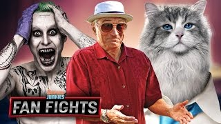 Worst Performance of 2016 - MOVIE FIGHTS!! (Fan Fights!)
