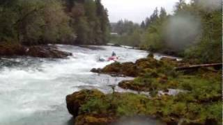 Santiam Whitewater Challenge 2011 - Part 2