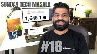 #18 Sunday Tech Masala - #BoloGuruji Let's Count Live