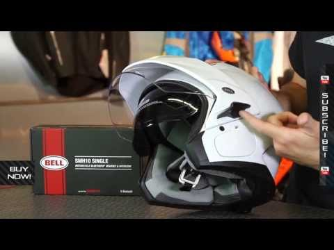 Bell Mag-9 Sena Helmet from Motorcycle-Superstore.com